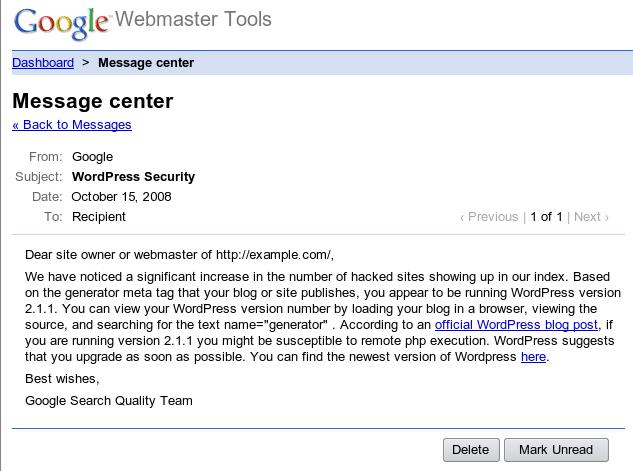 גוגל מודיעים על בעיות גרסה