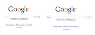 העיצוב החצי חדש של גוגל